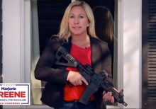 Facebook pulls ad from gun-toting Georgia candidate taking on Antifa:  'Big Tech censorship of conservative...