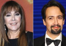 'Star Trek' star Marina Sirtis apologizes for calling Lin-Manuel Miranda's advice amid protests 'pointless'