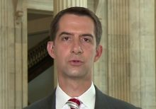 Tom Cotton calls out 'false and offensive' NY Times tweet after editorial page editor resigns