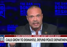 Dan Bongino rips 'insanity' of defunding police departments: 'I assure you chaos will result'