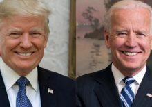 Poll puts Trump down 14 points to Biden in general election showdown