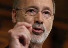 Pennsylvania Republicans vote to end governor's coronavirus emergency, setting up battle