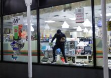 DOJ reveals striking details of riot arrests, including helicopter laser strikes and precinct arson