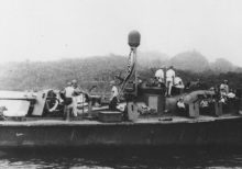 Wreck of patrol boat commanded by JFK during WWII discovered
