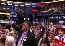 Republicans pick Jacksonville as alternative convention site
