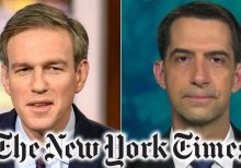 New York Times columnist Bret Stephens bashes paper's handling of Tom Cotton column