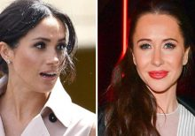 Meghan Markle is 'absolutely mortified' by pal Jessica Mulroney's 'white privilege' controversy: report