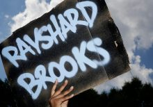 Atlanta erupts after Rayshard Brooks death prompts police chief to step down