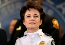 Atlanta police chief steps down just 2 weeks after drawing national praise