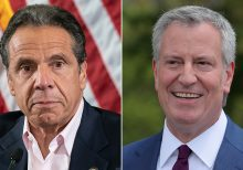 NYC's de Blasio fires back at Cuomo's threat to shut down Manhattan over coronavirus social distancing