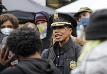Seattle police chief has 'epiphany' while still locked out of precinct