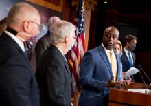 Senate Republicans unveil police reform legislation: 'We hear you'