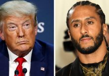 Trump says he 'absolutely' would support Colin Kaepernick getting second shot in NFL despite kneeling contr...