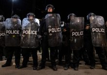'Fed up' police rally behind their own in face of post-George Floyd scrutiny