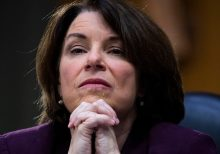 Amy Klobuchar withdraws from Biden VP selection to make room for 'woman of color': report