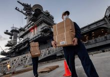 Navy will not reinstate captain who sounded alarm on coronavirus