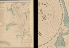 Discovery of Civil War map sheds new light on Antietam's bloody aftermath