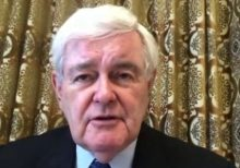 Newt Gingrich: Speaker Pelosi, mobs and more -