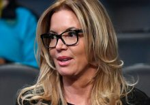 Lakers owner Jeanie Buss shares vile letter she received from racist fan: 'Why don't you look in the mirror'