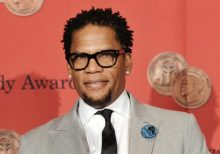 Comedian DL Hughley tests positive for coronavirus after collapsing onstage in Nashville