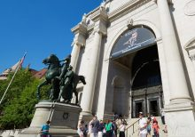 NYC's Museum of Natural History to remove Teddy Roosevelt statue, officials say