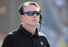 Redskins' Jack Del Rio hits back after fans criticize him for being Trump supporter: 'I'm 100% for America'