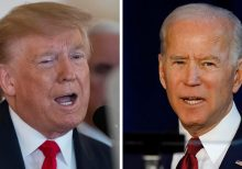 Fox News Poll: Texas tossup, Biden-Trump a one-point race