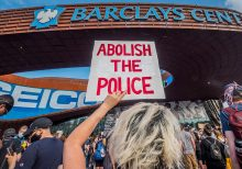 Abolish the police? Black residents in Harlem say no as white liberals push for it in video