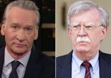 Maher shames Bolton for not backing Biden despite pubbing anti-Trump book: How could Dem 'be worse'?