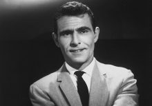 Rod Serling of 'The Twilight Zone' was not 'this dark, tortured soul' after World War II, says his daughter