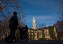 Princeton drops Woodrow Wilson's name from school due to 'racist thinking'