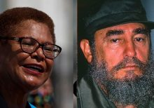 Biden VP hopeful Karen Bass slammed over past praise for Fidel Castro: report