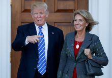 Trump veto of student loan bill stands as House Dems' override attempt fails