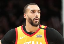 Jazz star Rudy Gobert dealing with coronavirus side effects 3 months after diagnosis