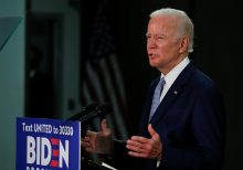 Biden pledges to roll back Trump's tax cuts: 'A lot of you may not like that'
