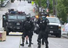 Media narrative of peaceful Seattle CHOP zone turned upside down as mayor sends in police to stop violence