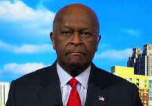 Herman Cain hospitalized after testing positive for coronavirus