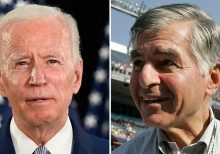 Michael Dukakis warns Biden to ignore the polls: 'No guarantee of success'