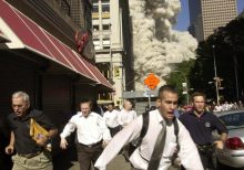 Man in famous 9/11 photo dies from coronavirus in Florida