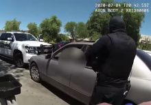 Phoenix police release bodycam video from fatal officer shooting that sparked protests