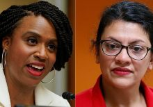 'Squad' Dems Tlaib, Pressley introduce bill to defund police, give reparations