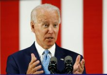 Biden says some funding should 'absolutely' be redirected from police