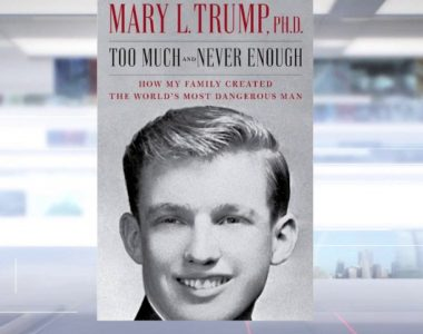 Mary Trump's claim Trump paid friend to take SATs conflicts with timeline, Joe Shapiro's wife says