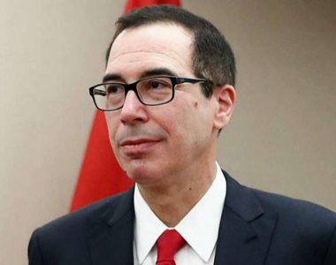 Mnuchin says administration backs 'another round' of coronavirus stimulus checks