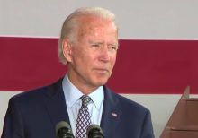 Biden pushes populist 'made in America' plan to pump up economy