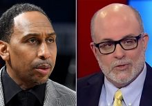 Stephen A. Smith, Mark Levin spar over DeSean Jackson's anti-Semitic posts, kneeling protests