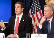 Behind the public bickering: How Cuomo, de Blasio went from Democratic allies to bitter enemies