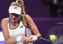Ukrainian tennis star Dayana Yastremska defiant amid blackface backlash