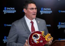 Navajo Nation releases statement on Washington Redskins retiring team name, logo