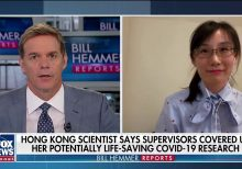 Hong Kong virologist claiming coronavirus cover-up tells 'Bill Hemmer Reports': 'We don't have much time'
